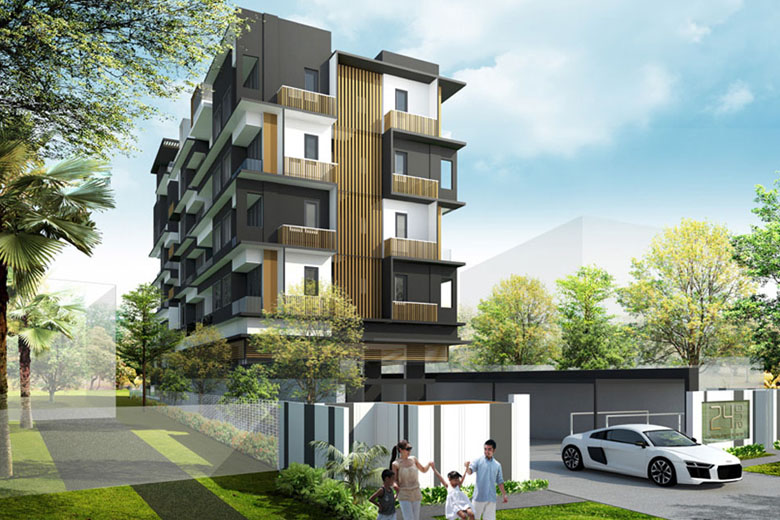 24 One Residences in Pasir Panjang